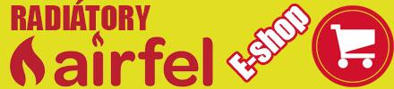 Predaj radiátorov Airfel - internetový obchod, e-shop